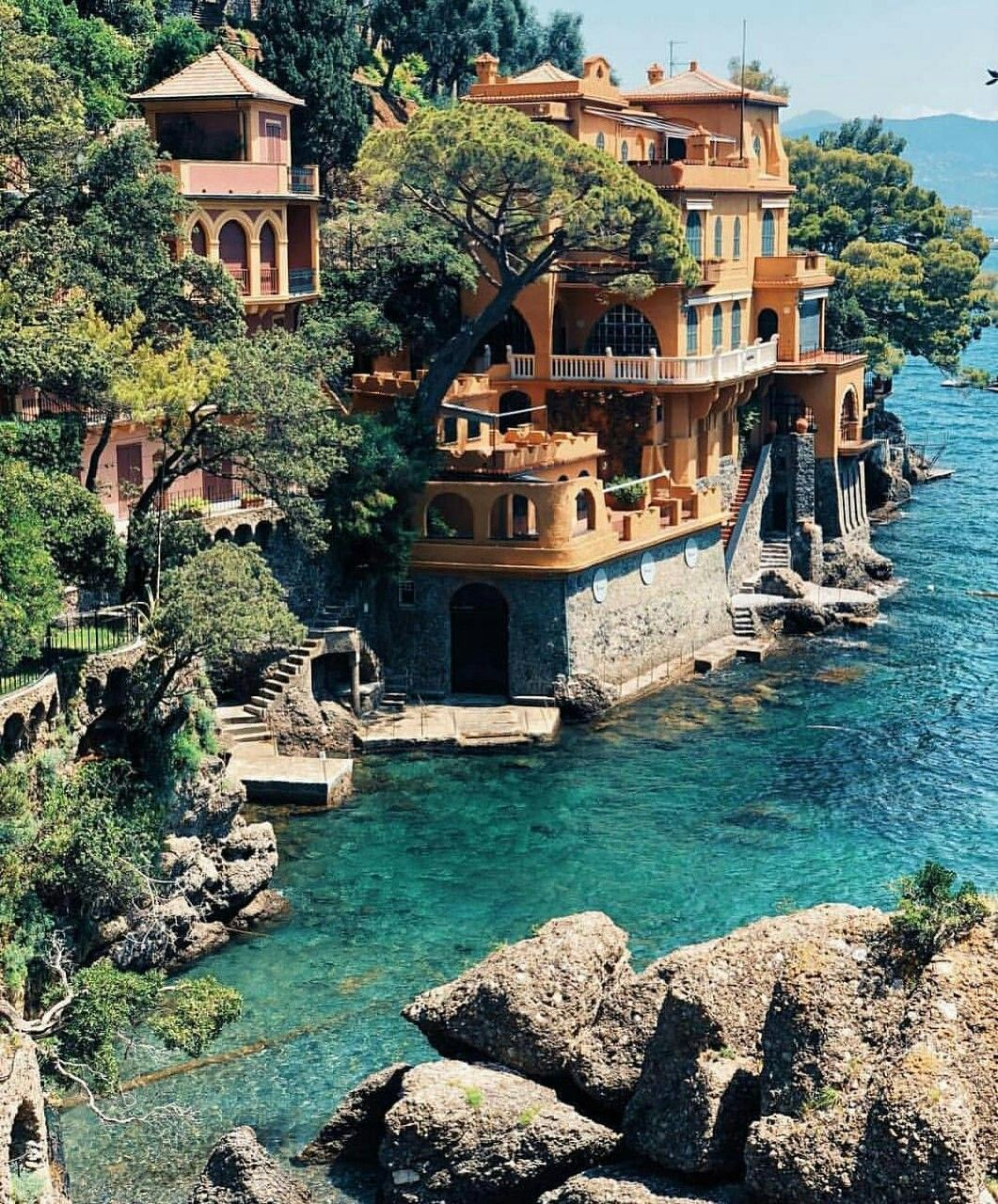 Portofino, Italy | | travel | in 2019 | Cool places to ...