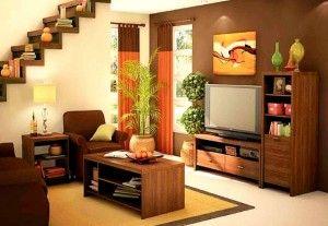 Desain Interior Ruang Tamu Kecil Terbaru 2014 Indian Living Rooms Simple Living Room Small Living Rooms