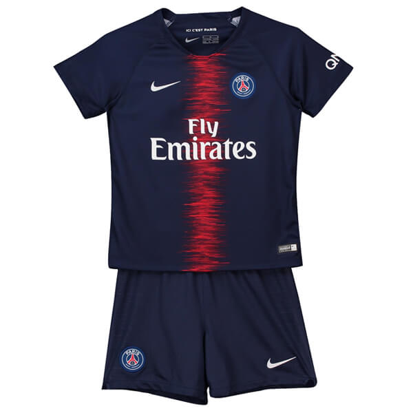 new concept 7be85 7c0bd PSG 18/19 Home Kids ( Youth) Kit Name and Number | PSG | Psg ...