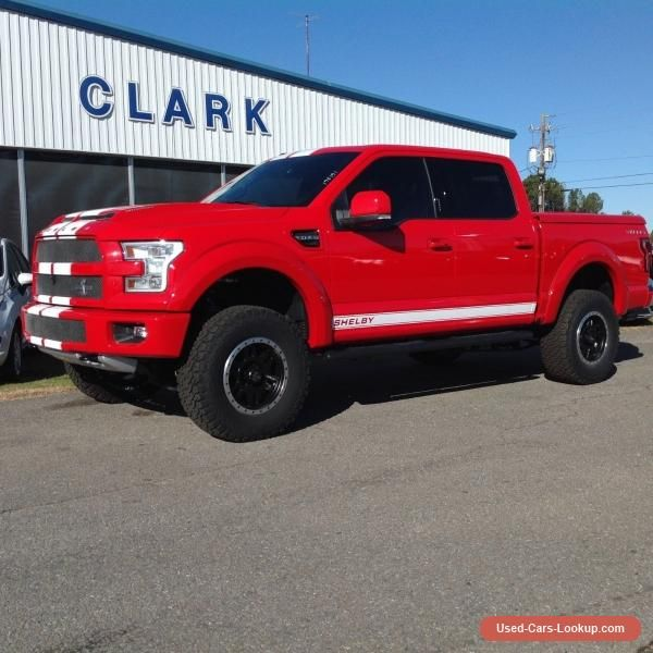 2017 Ford F 150 Shelby ford f150 forsale unitedstates