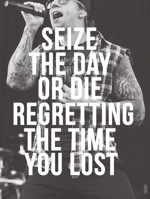Seize The Day Tumblr