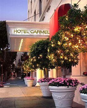 Hotel Carmel Santa Monica United States Of America Expedia Santa Monica Hotels Los Angeles Hotels Santa Monica Pier Hotels