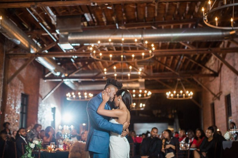 Romantic Columbus Wedding Columbus Ohio Wedding High Line Wedding Classic