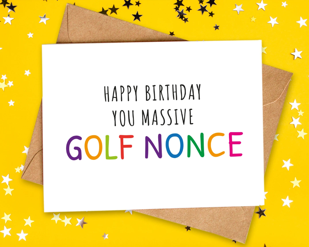 Pin On Offensive Birthday Cards