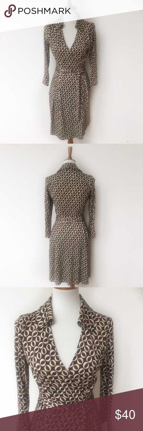 Dvf Classic Wrap Dress Dvf Wrap Dress Wrap Dress Diane Von Furstenberg Dress [ 1740 x 580 Pixel ]