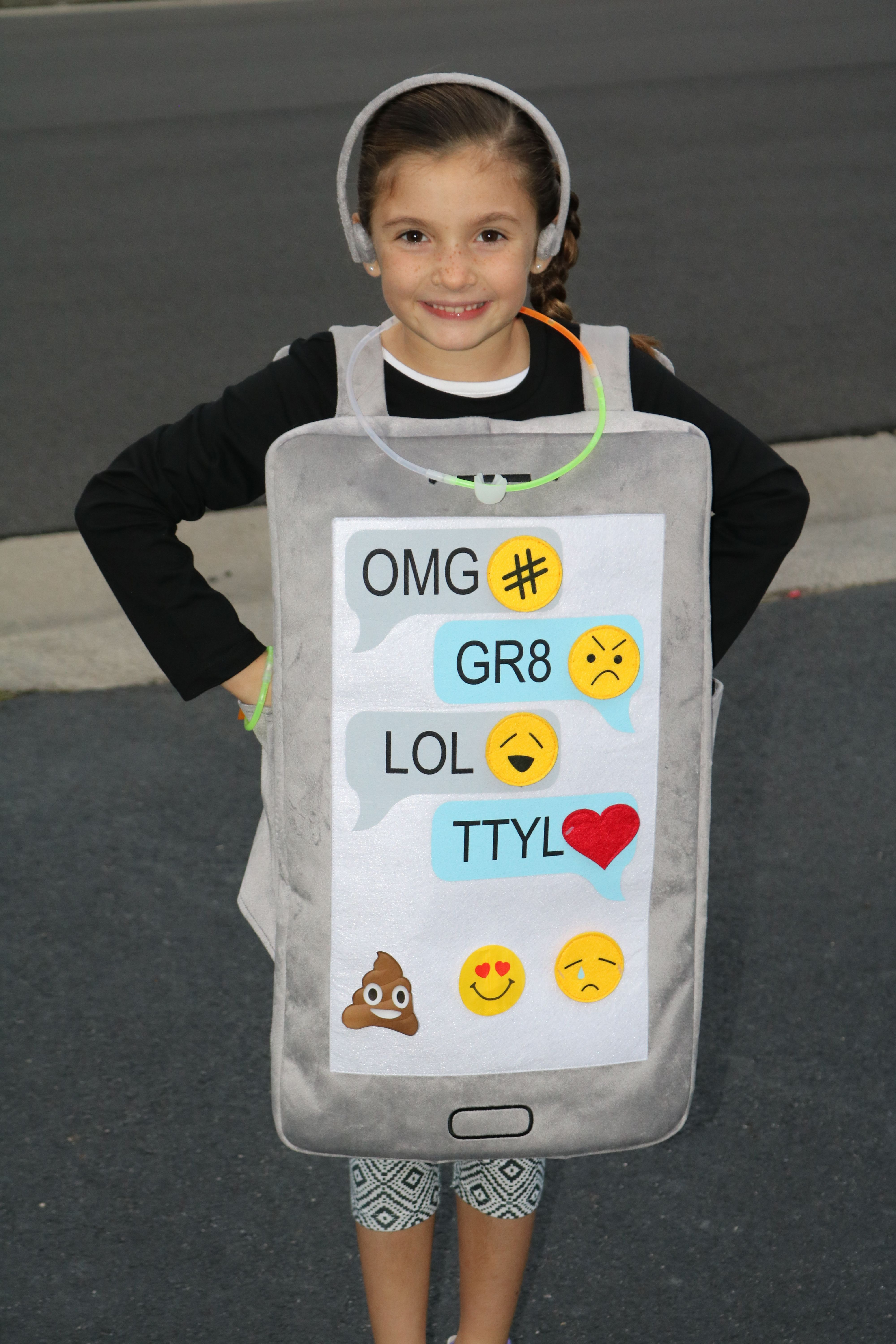 cell phone costume halloween costumes