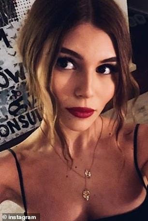 Fake resume Lori Loughlin's daughter Olivia Jade used to