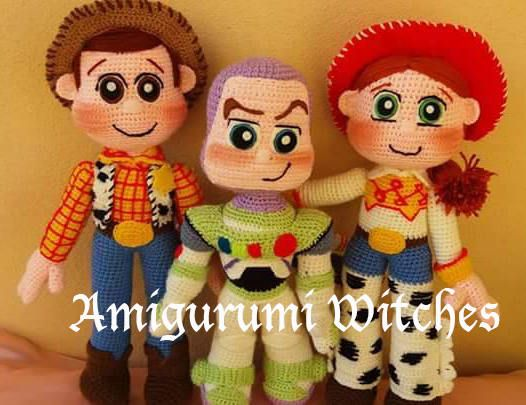 LucyRavenscar - Crochet Creatures: 2010 | 405x526