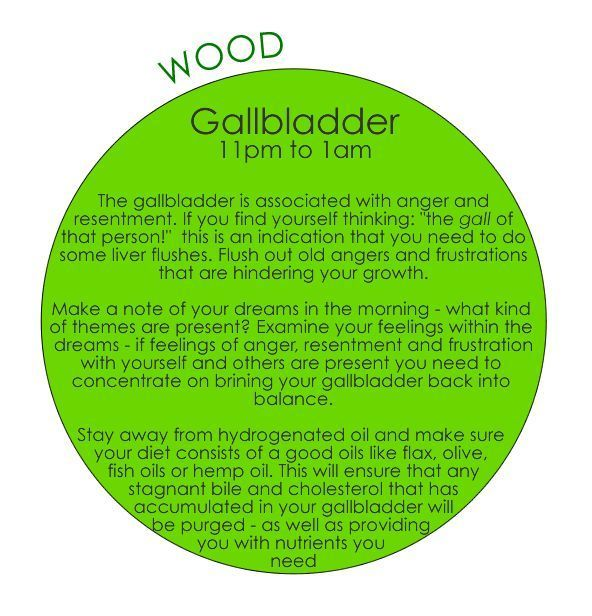 24 hour qi cycle - gall bladder #gallbladder 24 hour qi cycle - gall bladder #gallbladder