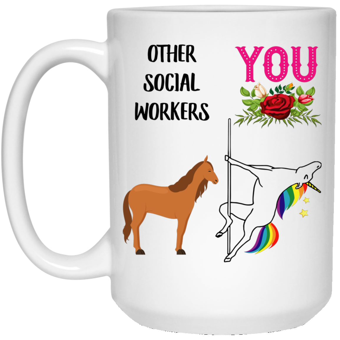 Social Worker Gifts For Office Women Mug Anniversary