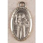 St. Anthony Medal with 24 inch Chain