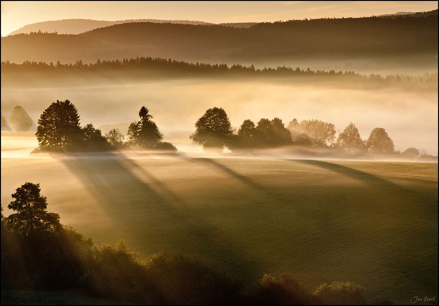 Franches Montagnes by Jan Geerk, via 500px
