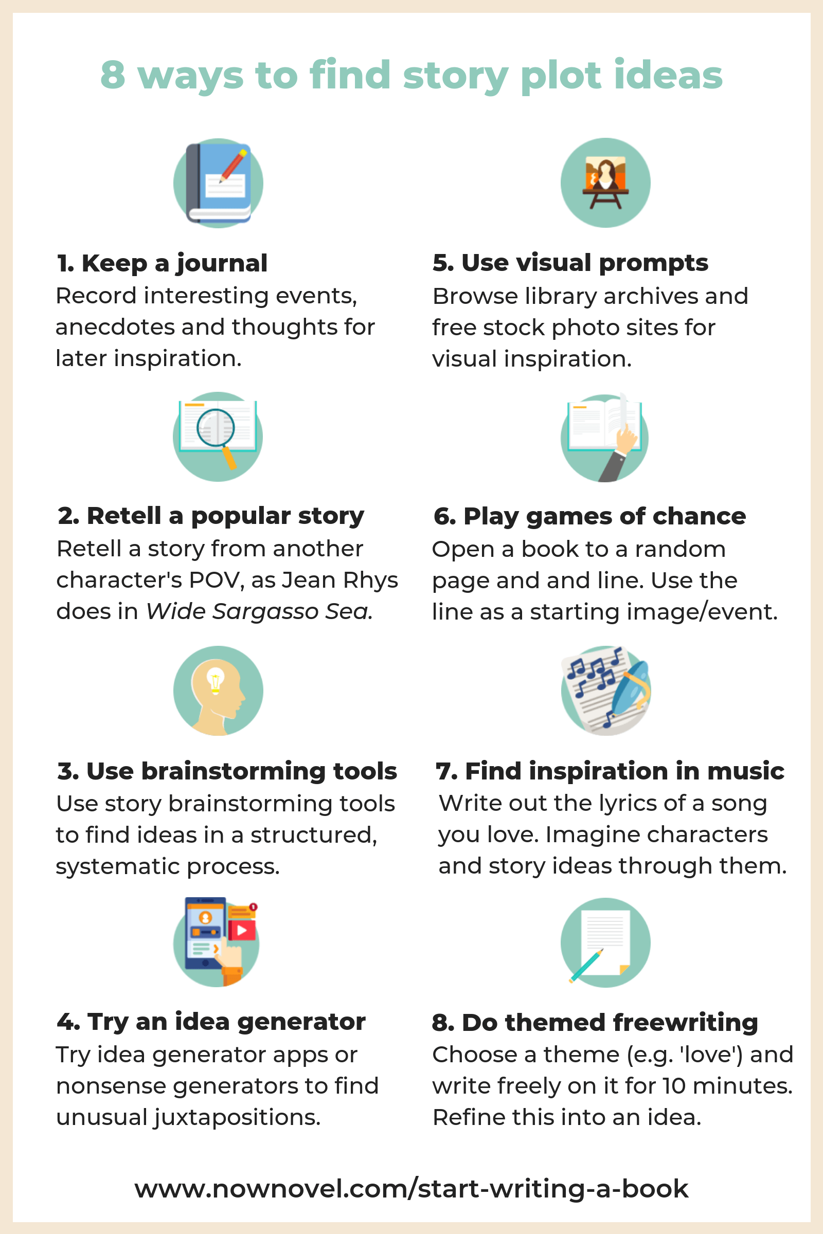 Story Plot Ideas 8 Fun Ways To Find Your Premise