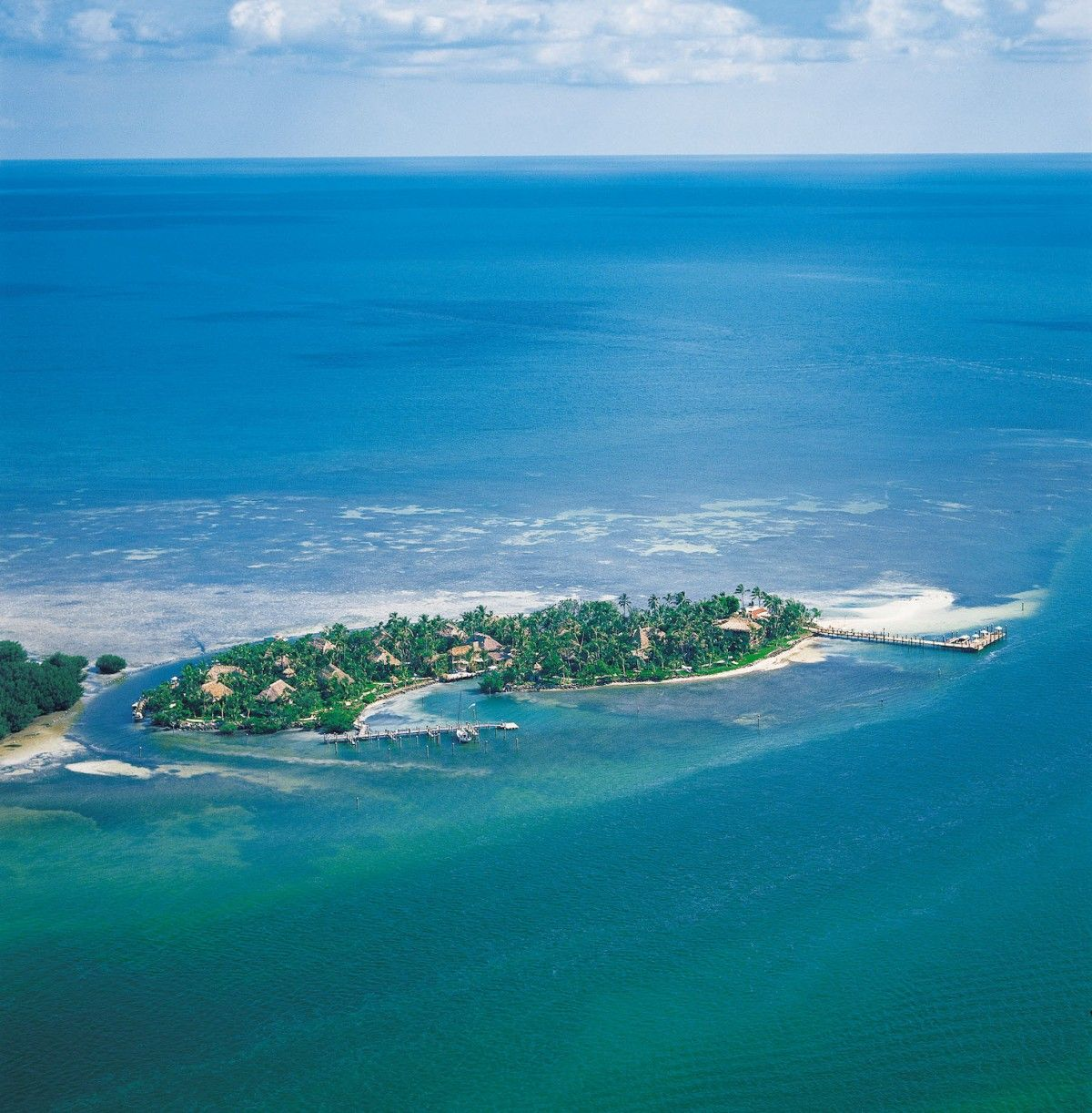 Private Island Beaches: Little Palm Island: The Ultimate Private Island