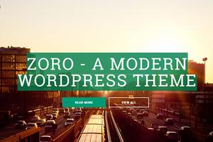 Popular WordPress Themes ~ Creative Market