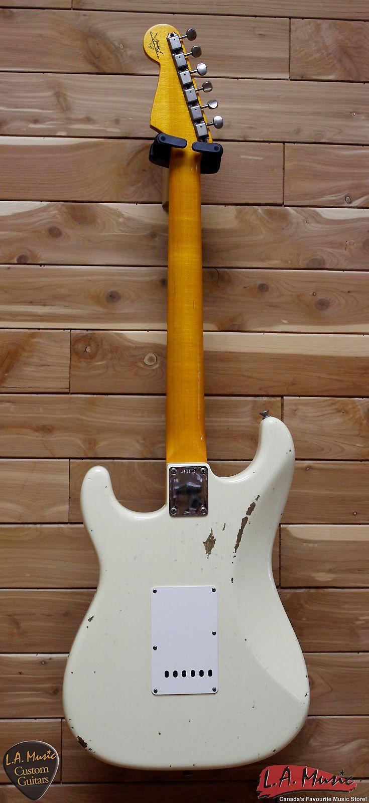 Fender Custom Shop Stratcaster Relic HSH Rosewood Vintage