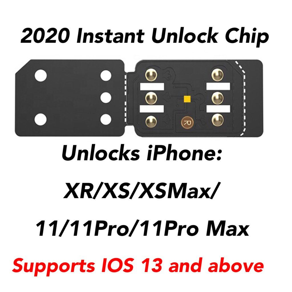 2020 Unlock iPhone XR / XS / XS Max/ 11 / 11 Pro / 11 Pro