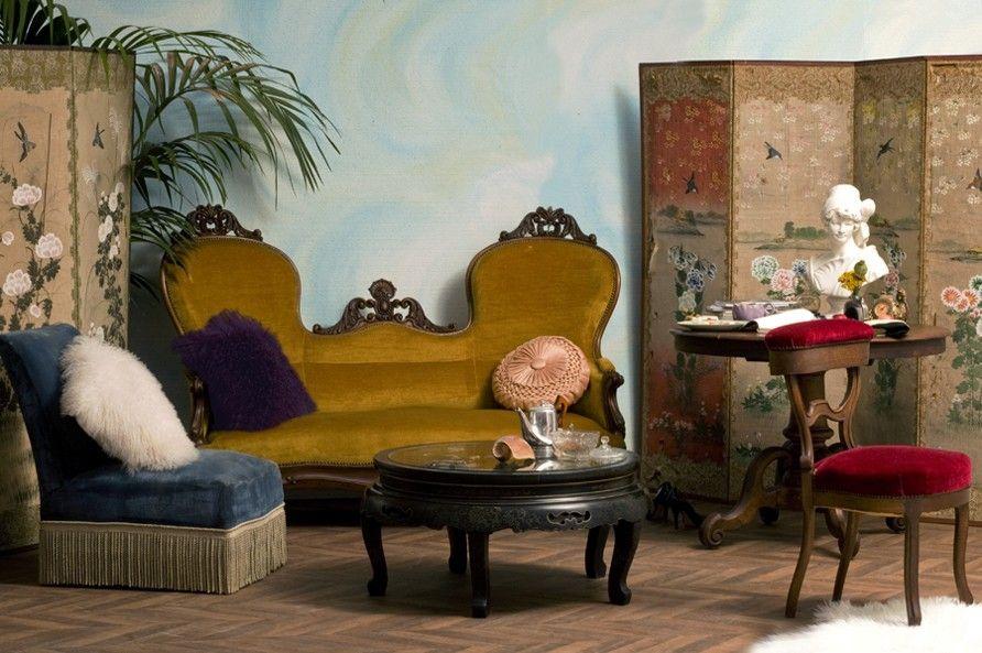 meubles anciens napol on iii meubles salon vintage style. Black Bedroom Furniture Sets. Home Design Ideas