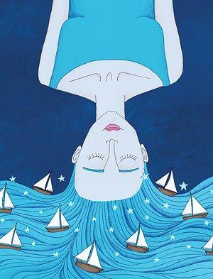 Today I Have Met With Yoga Nidra A Totally New Way Of Relaxation Yoga Nidra Yoga Nidra Arte De Yoga Ilustracion De Yoga