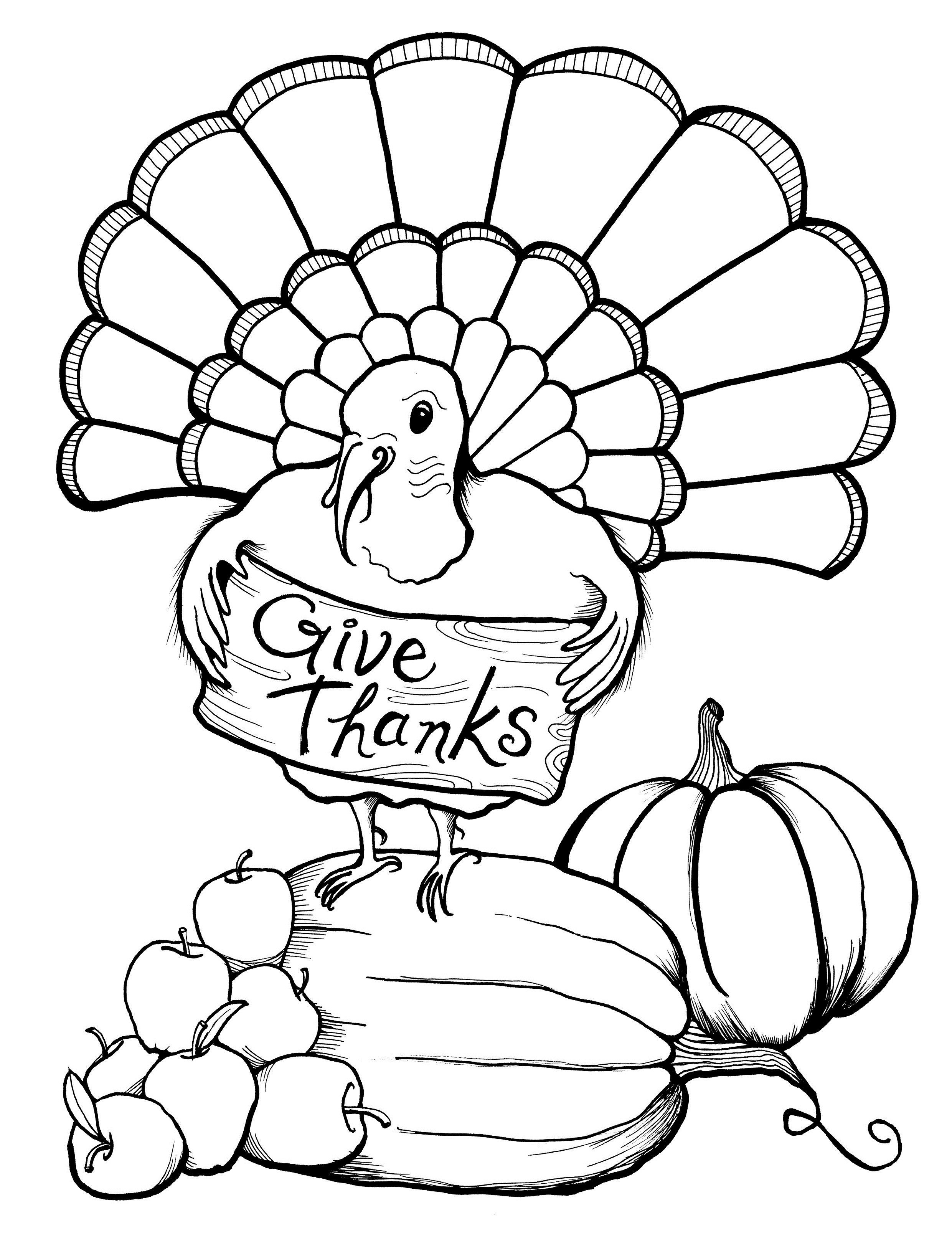 Printable Give Thanks By Turkey | Thanksgiving | Pinterest