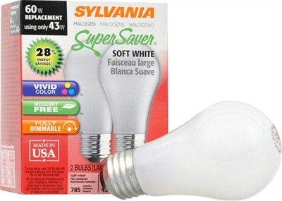 Made In Usa Per Package Labeling 3 7 99 Available For Purchase At Your Local Hardware Store Product Info 1 800 Lightbulb Sylvania Bulb Dimmable Lamp