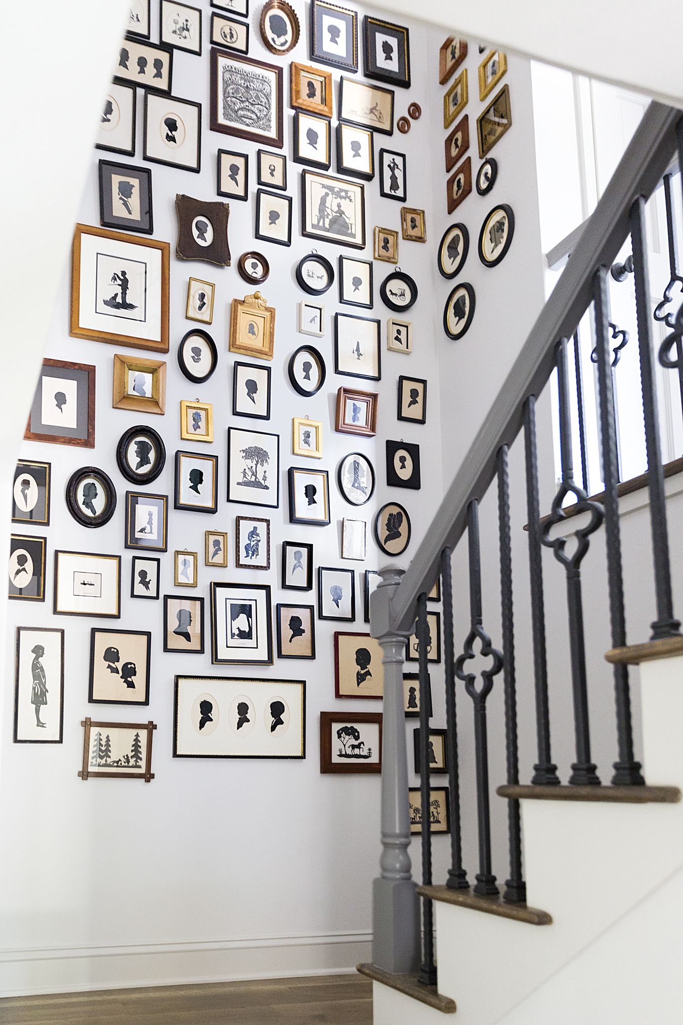 45 Ways to Creatively Display Your Collections | Stairways, Clarks ...
