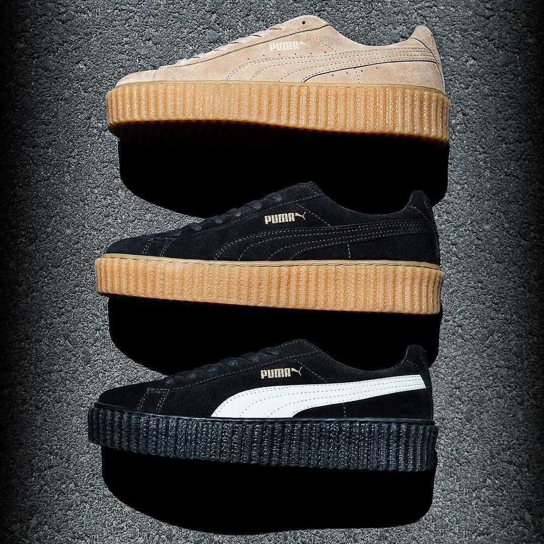 creepers puma shop