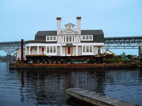 House Barges For Sale Louisiana | Barge Homes