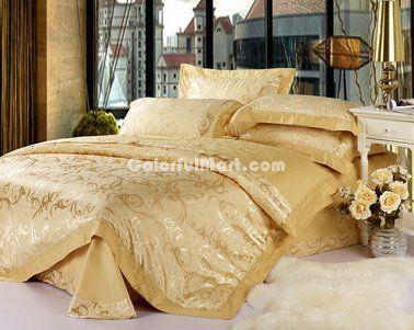 Elegant Love Camel 4 PCs Luxury Bedding Sets - $169.99 : Colorful Mart, All for Enjoyment