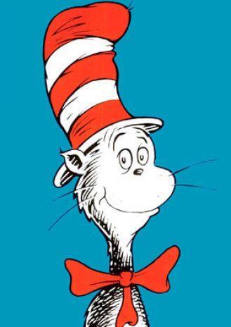 Dr Seuss Cat In Hat Clipart Art Dr Seuss Art Teaching Dentistry