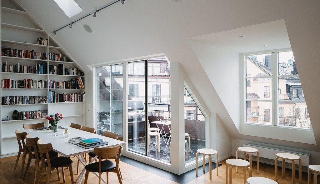 Duplex nórdico | Architecture | Pinterest | Decoración