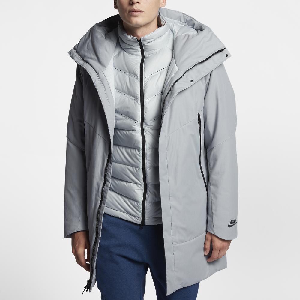 1657f9ac Nike Sportswear Tech AeroLoft 3-in-1 Men's Jacket Size | Products ...