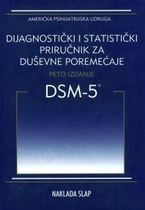 Ovo je najopsežniji, suvremeni i važan izvor informacija koji koriste svi stručnjaci koji se bave različitim aspektima skrbi o psihičkom zdravlju. DSM priručnik se koristi u gotovo svim zemljama u kojima postoji službena psihijatrija. U ovom petom izdanju Priručnika, objavljenom 2013. g. u Sjedinjenim Američkim Državama, a 2014. u Hrvatskoj, poremećaji su reorganizirani u novu organizacijsku strukturu koja je u skladu s MKB-11, koji će biti objavljen u 2015. godini