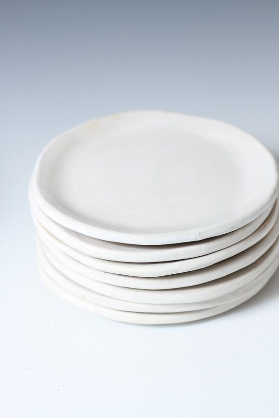 White Matte Stoneware Side plates inidual or by VitreousWares $24.00 · Small PlatesSide PlatesCeramic ... & White Matte Stoneware Side plates inidual or by VitreousWares ...