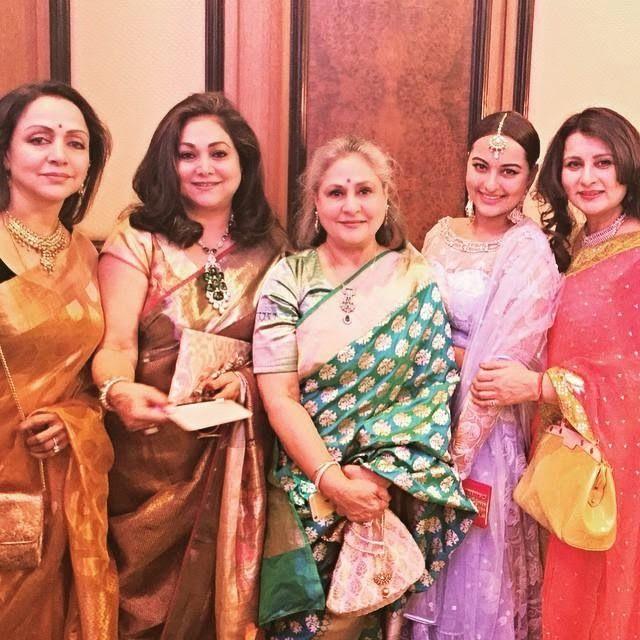 Sonakshi Sinha's Brother Kush Weddings Pics