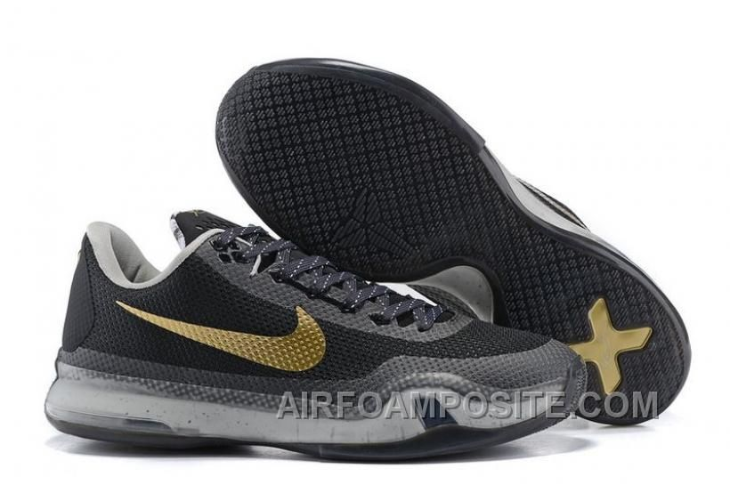 Find this Pin and more on Kobe 10. Buy Men's NK Kobe 10 X Elite Low Basketball  Shoes Gold ...