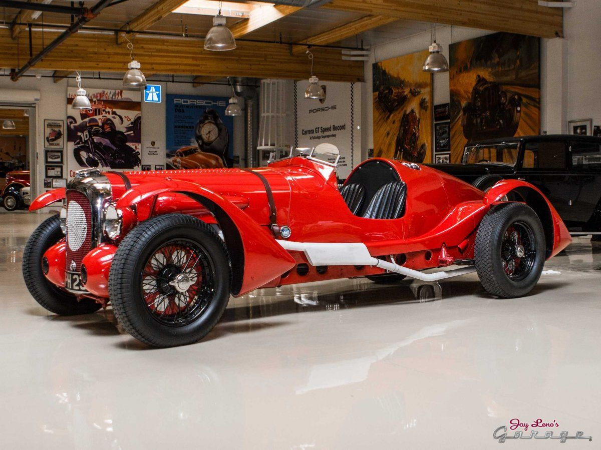 The Coolest Cars In Jay Leno S Garage Le Mans Jay And Cars