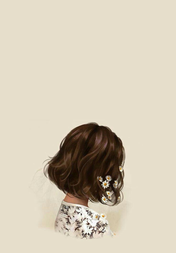 Pin Oleh Sevda Di Img Gaya Rambut Pendek Rambut Baru Ilustrasi Kecantikan