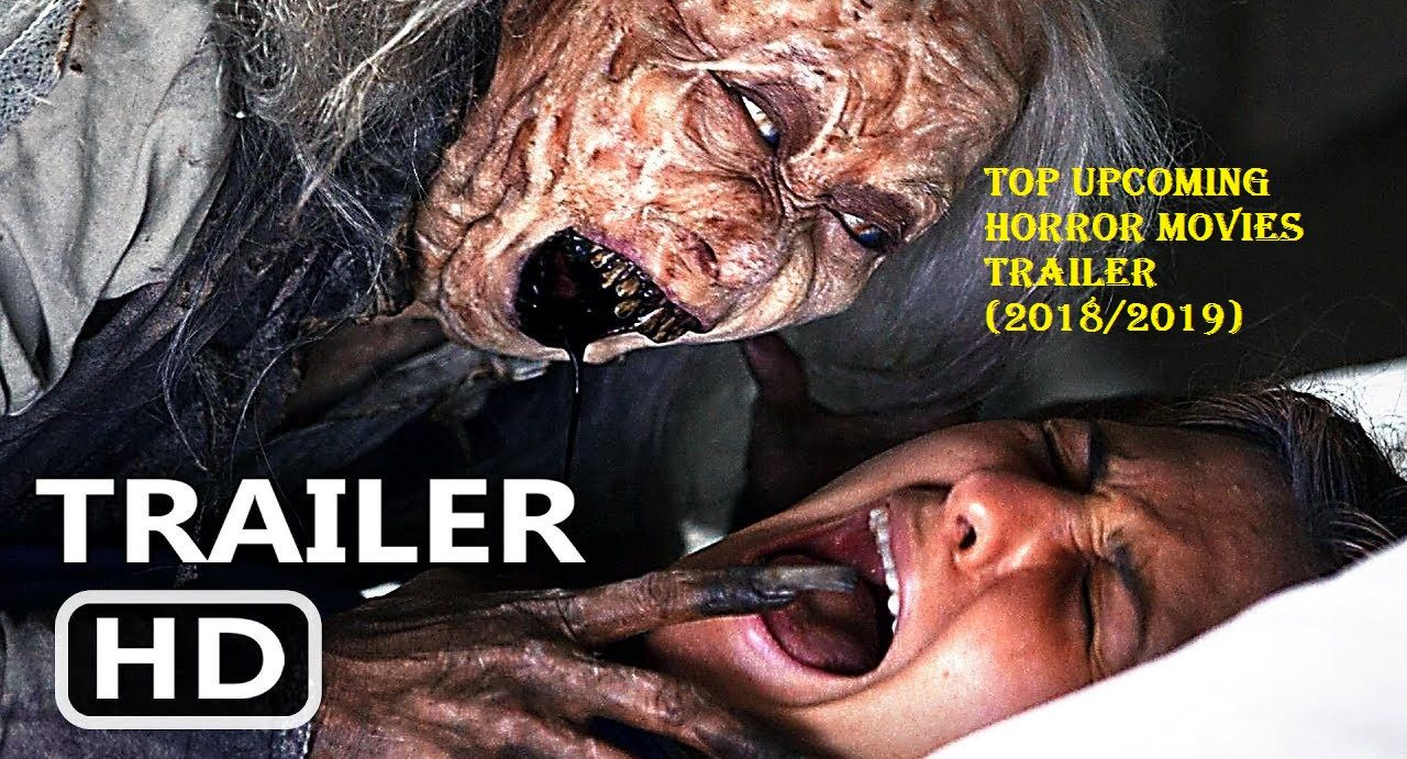 2019 Movies Horror Poster: TOP UPCOMING HORROR MOVIES Free Download (2018/2019