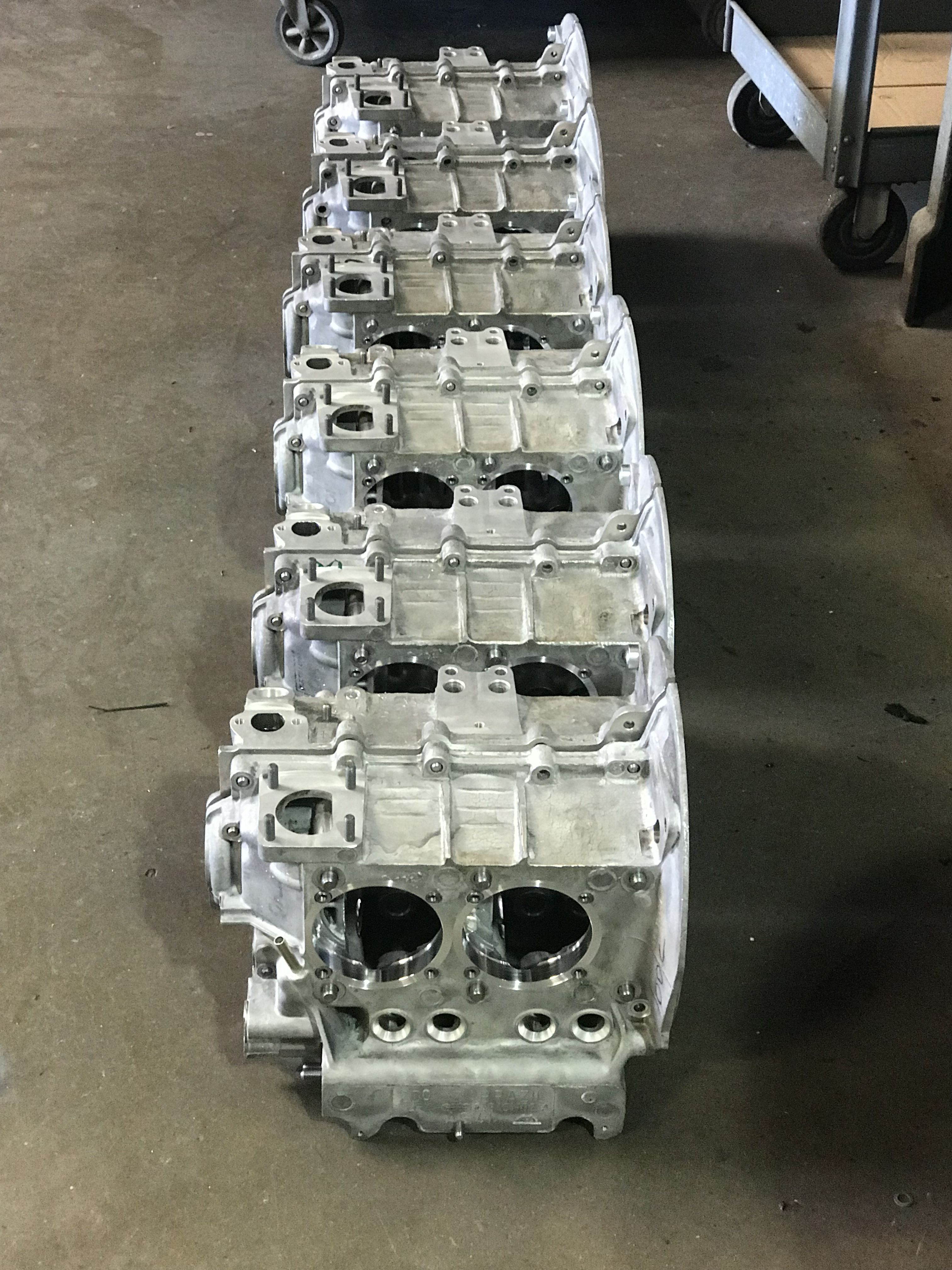 Rimco has been Machining Air Cooled components for over 47