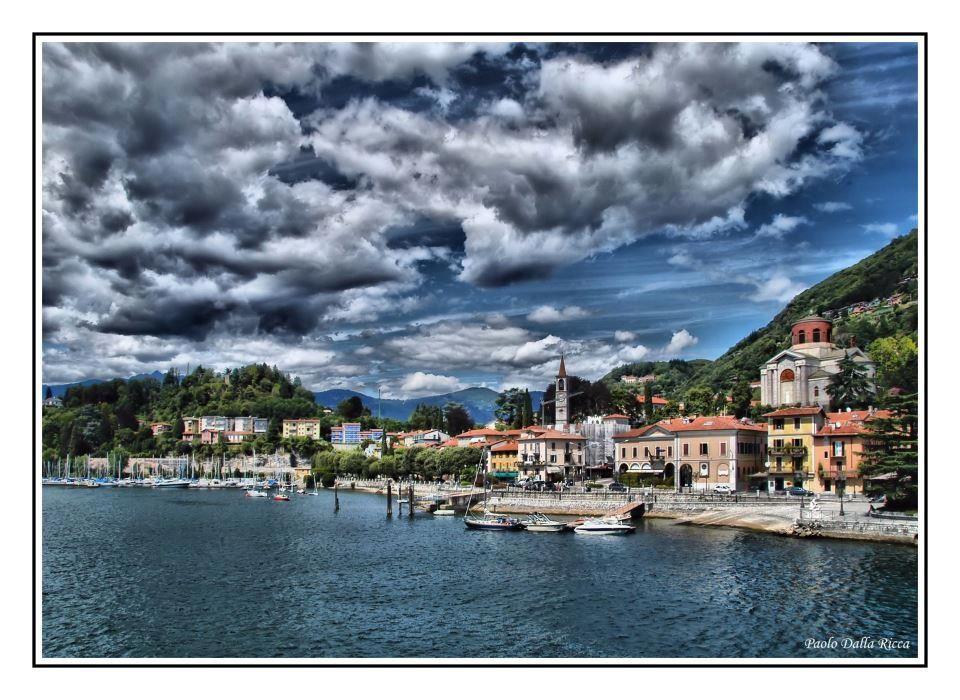 L'Italia vista da voi: LAVENO-Lago Maggiore (Italy)