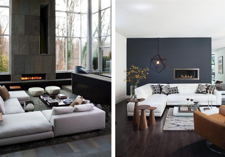 Interior Design 101 Modern Vs Contemporary Style Contemporary Interior Design Living Room Contemporary Style Furniture Contemporary Interior