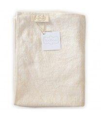 Wash Me Tender™ Premium Organic Cotton and silk Solid Terry Head Towel - http://www.downetc.com/bath/silk-wash.html #bathtime #relax #downetc