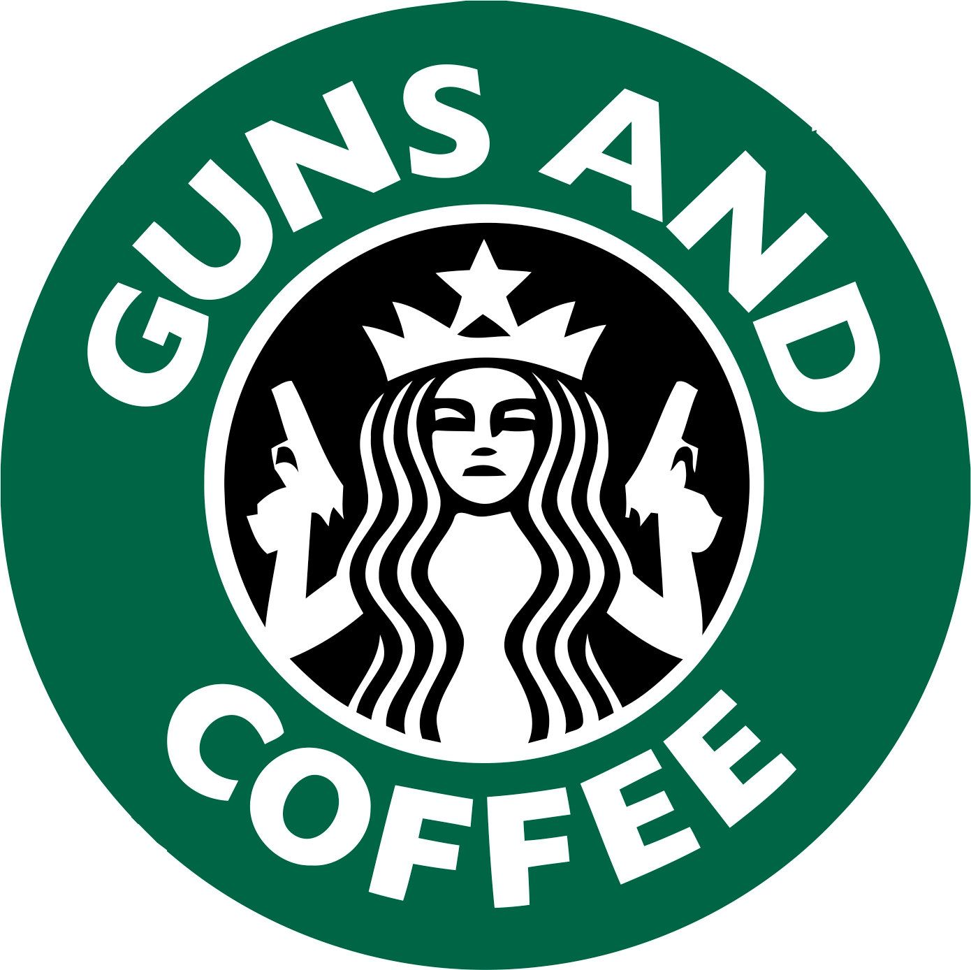 Car sticker family maker - Guns And Coffee Starbucks Bumper Sticker Pro Guns Car Decal 5 X 5