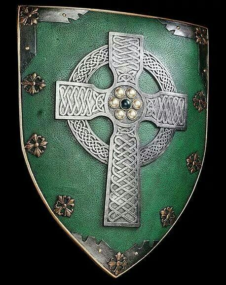 Shield of the Druid Ranger +1 AC when worn by a Druid +1 AC when worn by a Ranger  +4 AC when worn by a dual class Druid/Ranger  Crafted by the Legendary Elven shieldsmith Donavalli as a Masterwork item, the shield was enchanted by the High Priestess Aeli'ethli for the Prince of House N'hell (a Ranger) for his campaign against the Great Wyrm Jarlgnaghnon, and also later by the Guildmaster Bhatennonym for the Prince's illegitimate Grandson (a Druid) the future heir to the throne.