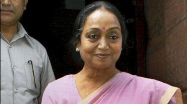 Deccan Chronicle: Dalit vs Dalit: Opposition picks ex-LS speaker Meira Kumar as prez candidate https://t.co/cpUZDTHo8l https://t.co/uQYHDC3SDO #NewsInTweets