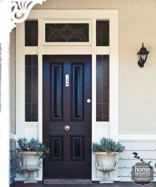 Front Door Home Beautiful Magazine Australia Front Door Colors