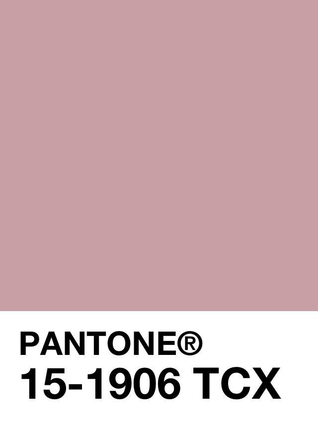 Dusky Pink Pantone