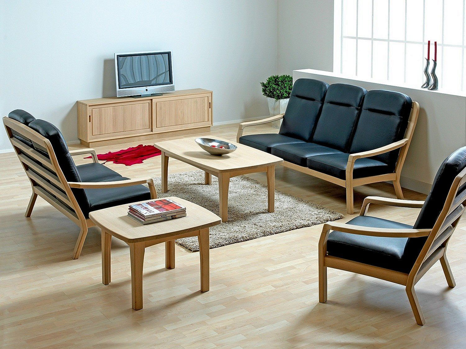 14 Best Living Room Wood Furniture Ideas That Will Leave