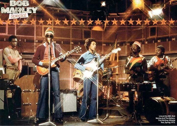 My Fav studio session. .Stir it up little darling..Bob Peter Bonny.. | Bob  marley pictures, Bob marley, The wailers